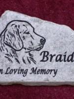 Pet Memory Stones