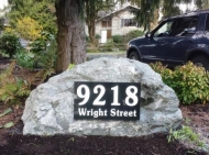 polished-granite-address-on-large-stone