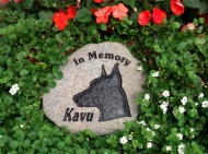 In memory of Kavu, the Doberman pinscher